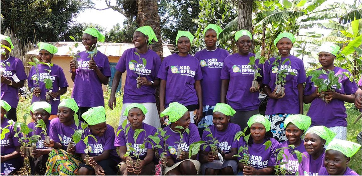 ORGANISE GIRL CO-OPS - Cooperatives are provided the support of a trained facilitator who serves as both a mentor and trainer, as well as the service of a devoted agriculture extension worker.
