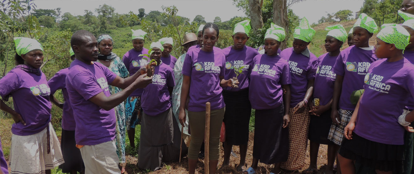 OUR VISION IS TO ENABLE GIRLS TO BECOME ECONOMIC DRIVERS OF THEIR COMMUNITIES