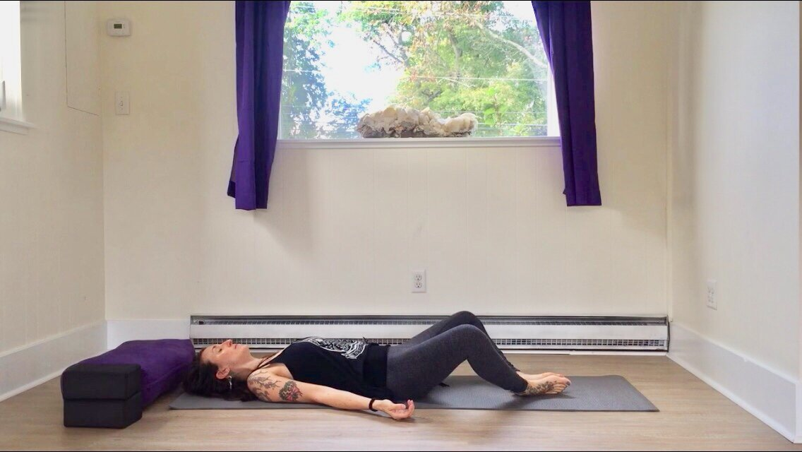 A Yin Yoga Home Practice With Erin Embrace Yoga