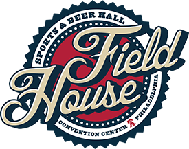 Field House Restaurant  and Bar: Be a part of one of the largest, single-location football watch parties in the country at our Original Official Game Watch Home. Enjoy food and drink specials among the most spirited crowd.   Address:  1150 Filbert St.   Parking Information : Pay 2 hour street parking or check out the nearby parking garage (12th and Filbert) and get a discounted parking validation from the Field House.   Website:  https://www.fieldhousephilly.com/