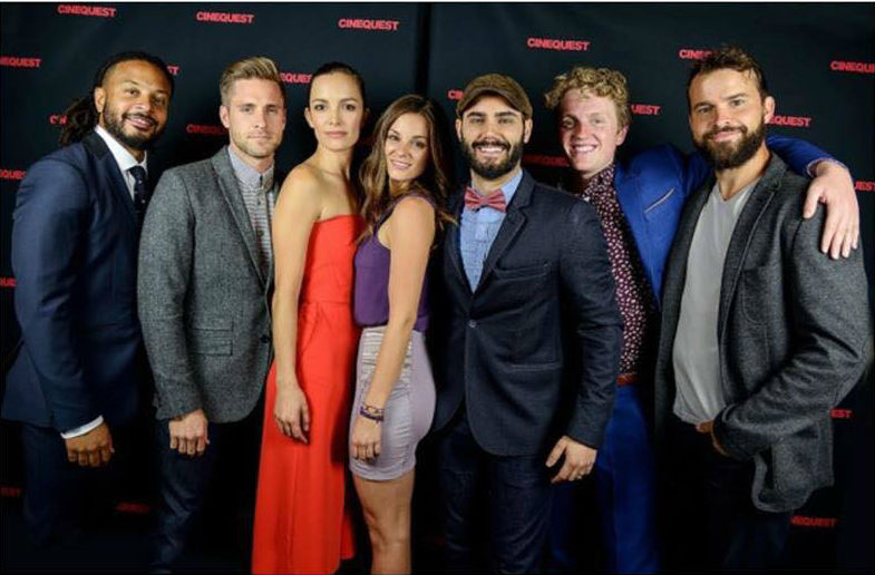 """Torre Catalano at the Cinequest World Premiere of """"Almost Anything"""""""