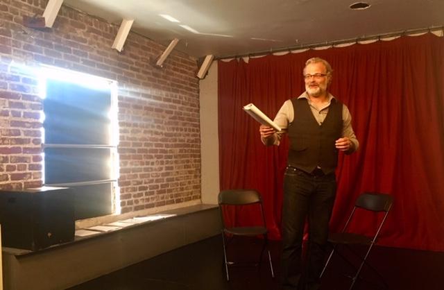 Frank Krueger Teaching