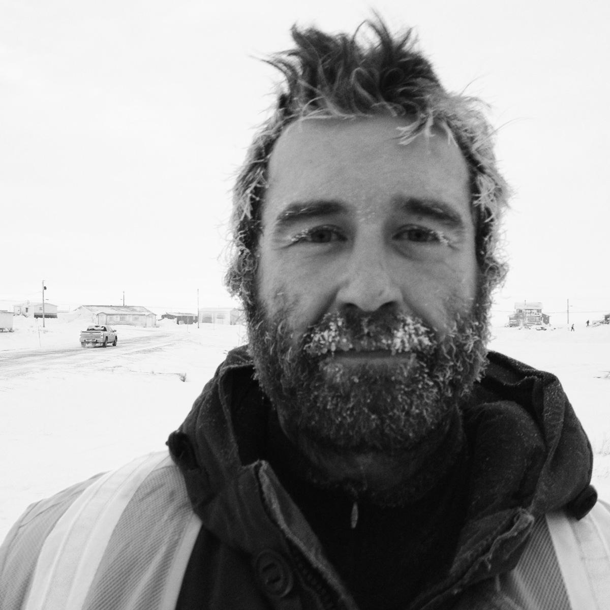 "Allen Kelley Producing ""Ice Road Truckers"" in The Yukon on Location"