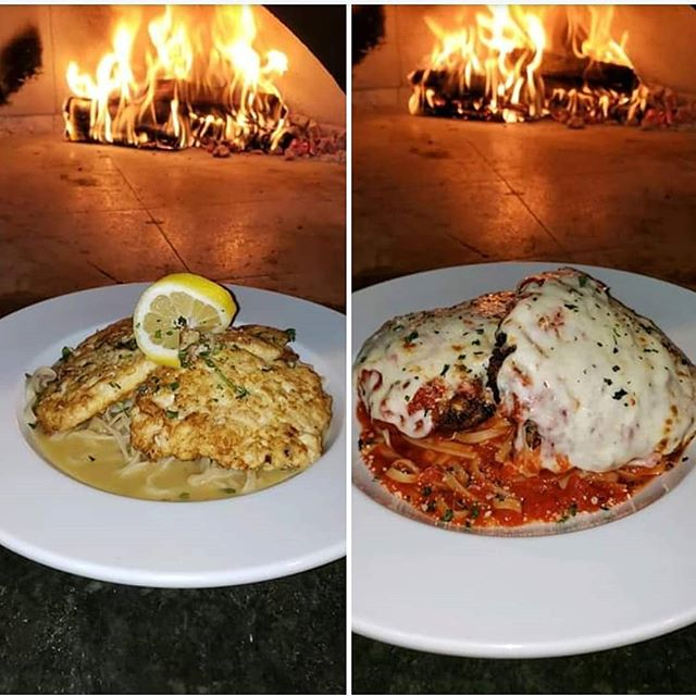 $12 Chicken Parmesan or Chicken French all day! We also have our Thankful Thursday deal going for Veterans & Active Military: 50% off any entreé with ID ***Victor & Chili Location Only #six50 #six50chili #six50victor #chickenfrench #chickenparmesan #thankfulthursday #thankyouforyourservice #dealoftheday