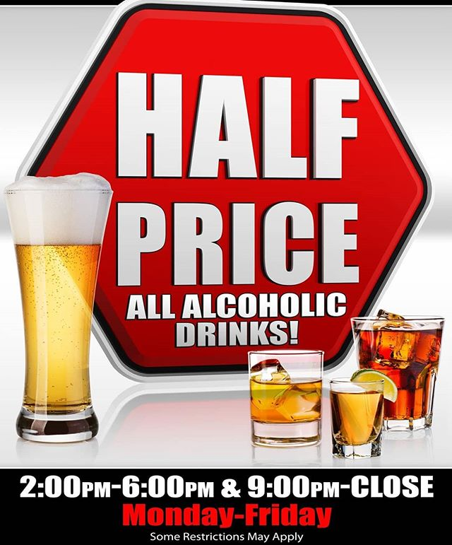 Our half price drinks offer still stands! Stop on by for a refresher! #six50 #six50chili #six50victor #six50sodus #halfpricedrinks #happyhour #cocktails #refresh