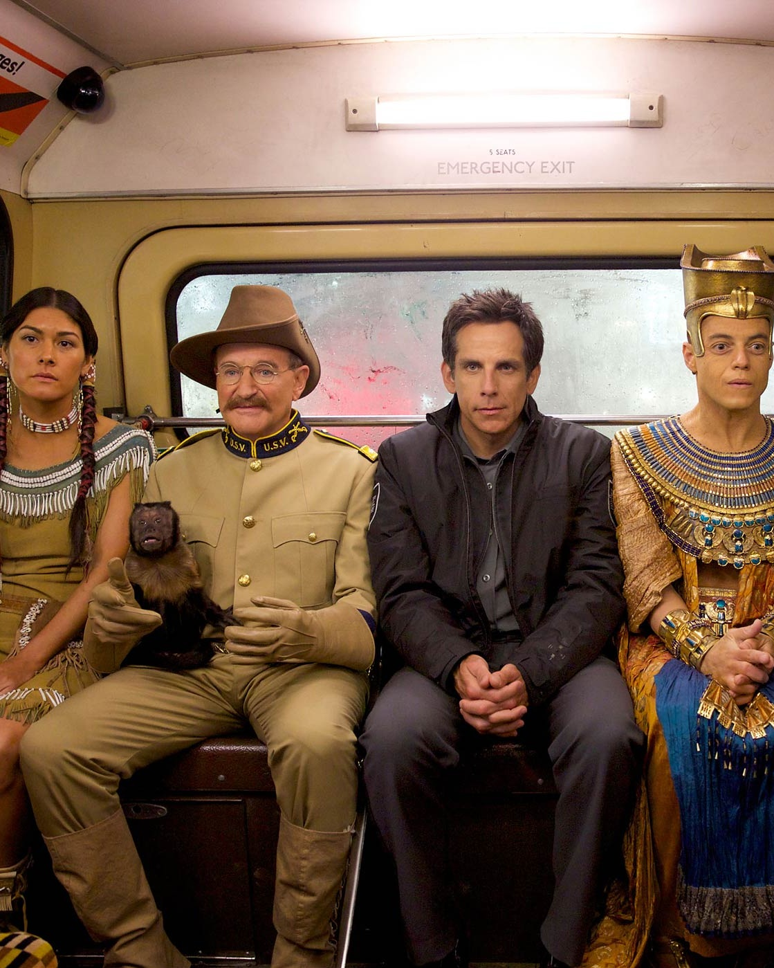 Night at the Museum - (2006)