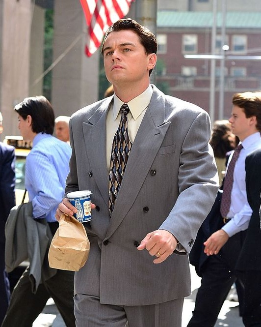 The Wolf of Wall Street - (2013)