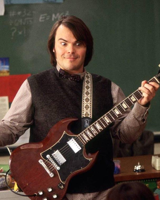 School of Rock - (2003)