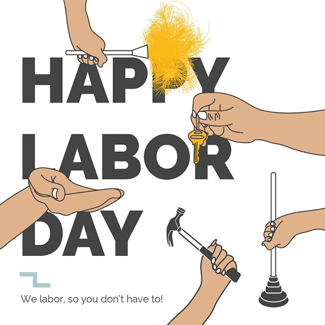 We labor, so you don't have to! Happy Labor Day from the Stoop Team🎉  To finish the long weekend, today we celebrate the dedication and work ethic of hard workers.  __ Check out mystoop.com/team to meet our team!