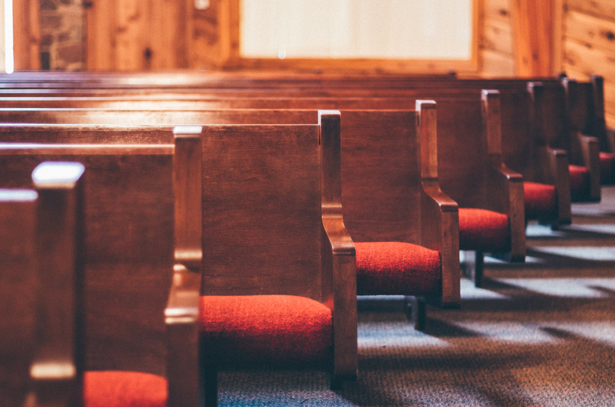 SUNDAY MORNING WORSHIP - Join us Sundays at 11 AM