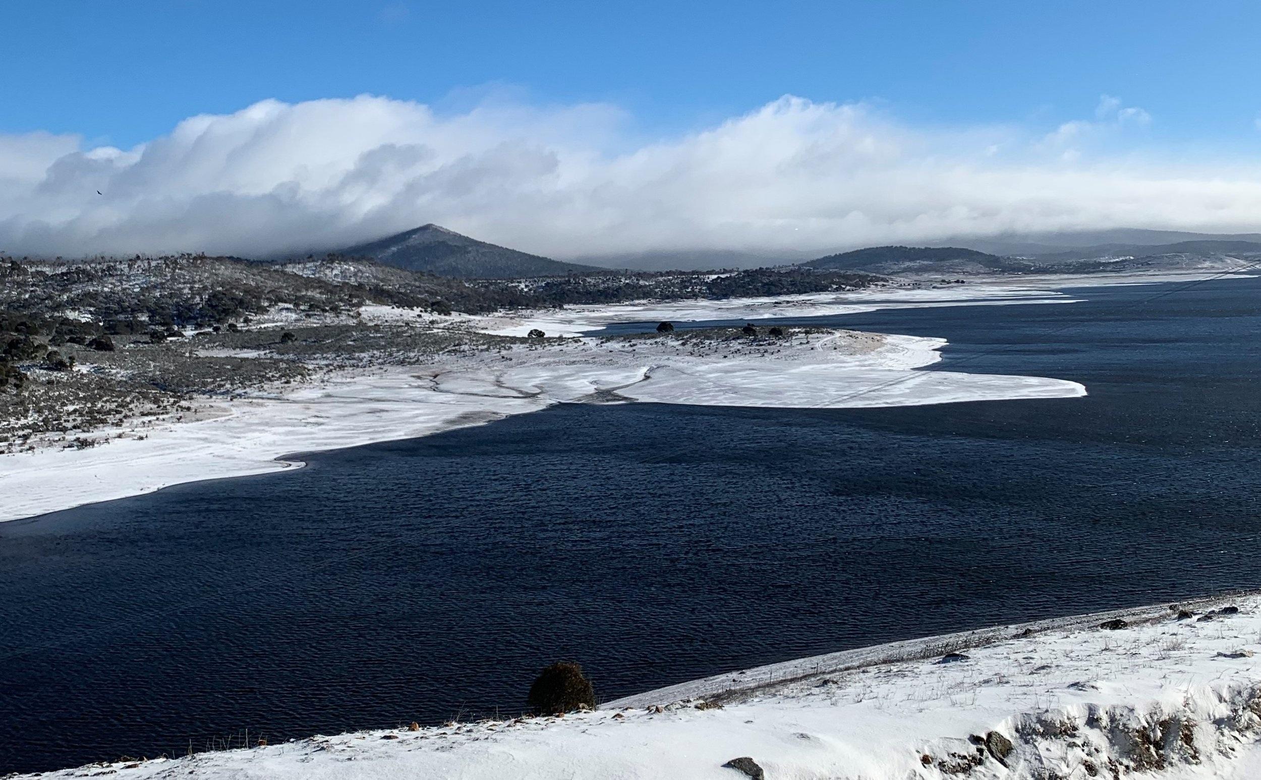 Tantangara Inlet