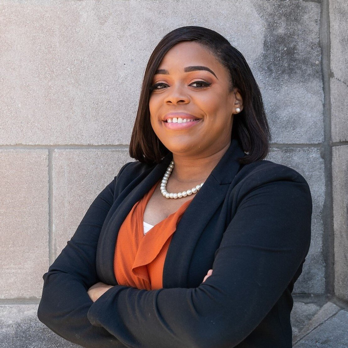 Kina Collins, Congressional Candidate in Illinois 7th District