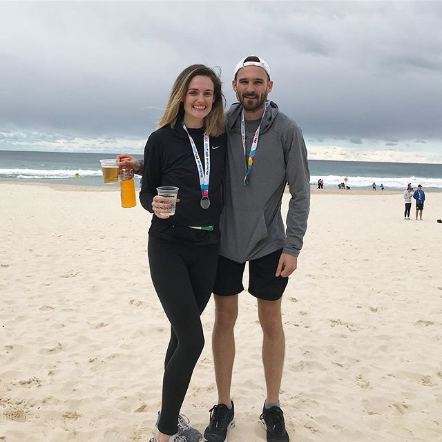 We take running, best friends and hydration very seriously at @freedompod. Such an awesome day yesterday running my first ever @city2surf.  #running #city2surf #citytosurf2019 #city2surf2019 #coogeerunning #coogee #sydneyrunning #podiatry #podiatrist #runstrong