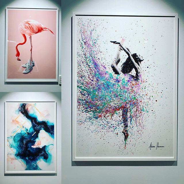 Gliding through Monday is an art 👯♀️👯♂️ • • • • #podiatryclinic #clinicart #ballet #balletdancer #dance #flamingos #nikes #coogee #podiatry