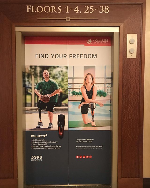 This just happened on an elevator at our hotel..life is truly amazing and endless in possibilities. Here's to tomorrow, stay tuned ❤️♿️ #BeMoreHuman #BetterThanYesterday #me #life #yoga #yogi #coach #asana #amputee #live #change #inspire #dream #namaste #yogateacher #spiritual #woundedwarriors #warrior #mission #amputeelife #bethechange #journey #freedom #photography #beautiful #AmputeeYoga #balance #dontdisableyourspirit