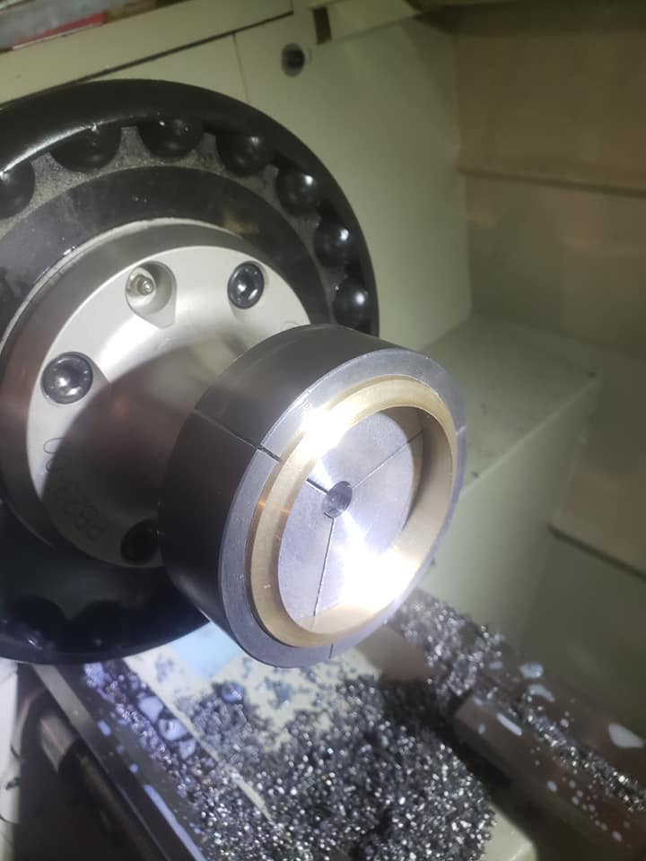Precision adjustment of bell ring angle for a perfect fit