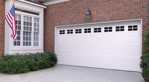 TRADITIONAL GARAGE DOORS  Openings in Traditional Style. Amarr's traditional garage doors are available in Steel. Choose from four striking panel designs, countless window offerings and up to 6 base colors.