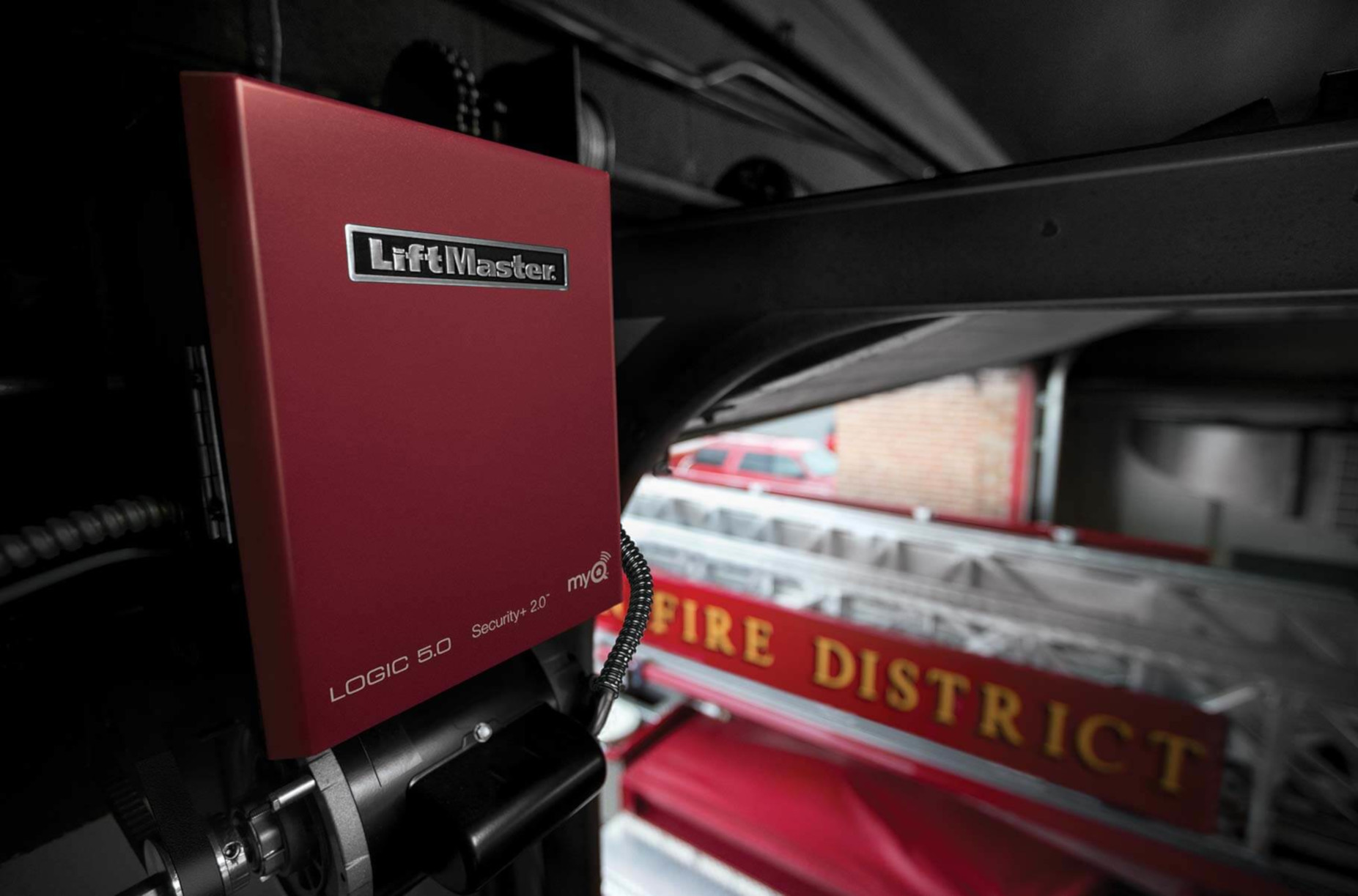 BUSINESS  LiftMaster understands there are times when you need to provide access to your business that are not convenient.