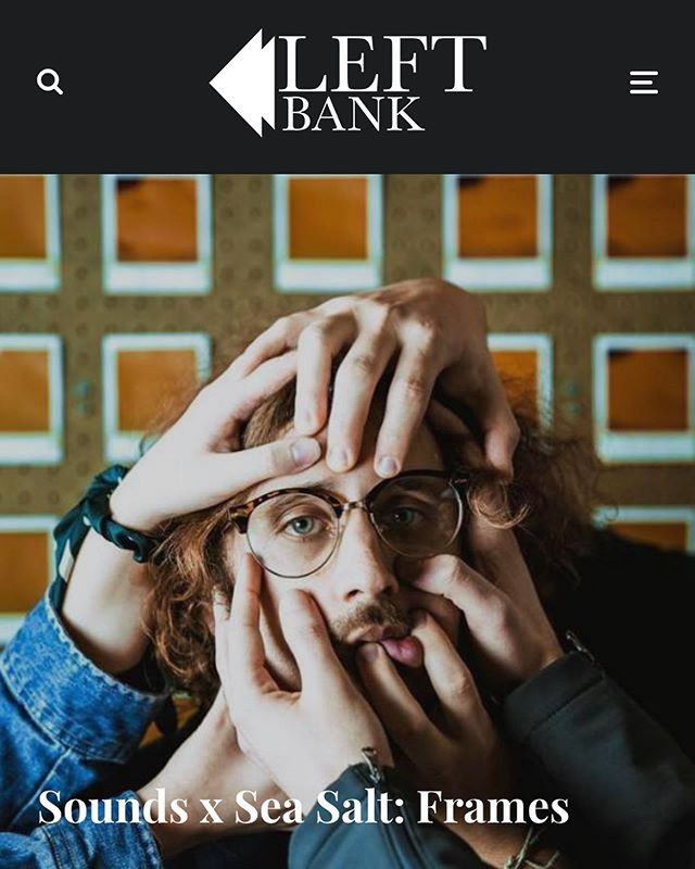 Thank you @leftbankmagazine for putting me on your gd front page today!!🥰🥰🥰🥰