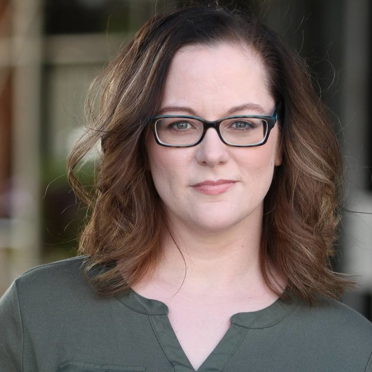 MEET MICHELLE - Michelle Lewis is an actor from North Central Arkansas who has had a life long passion for acting. Her first taste of acting came when she was 15 years old and she landed the role of Ms. Hannigan in her high school's production of