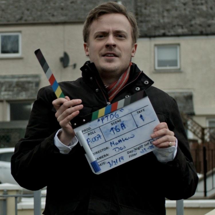 Matt McMaster - Northern Irish Attaché