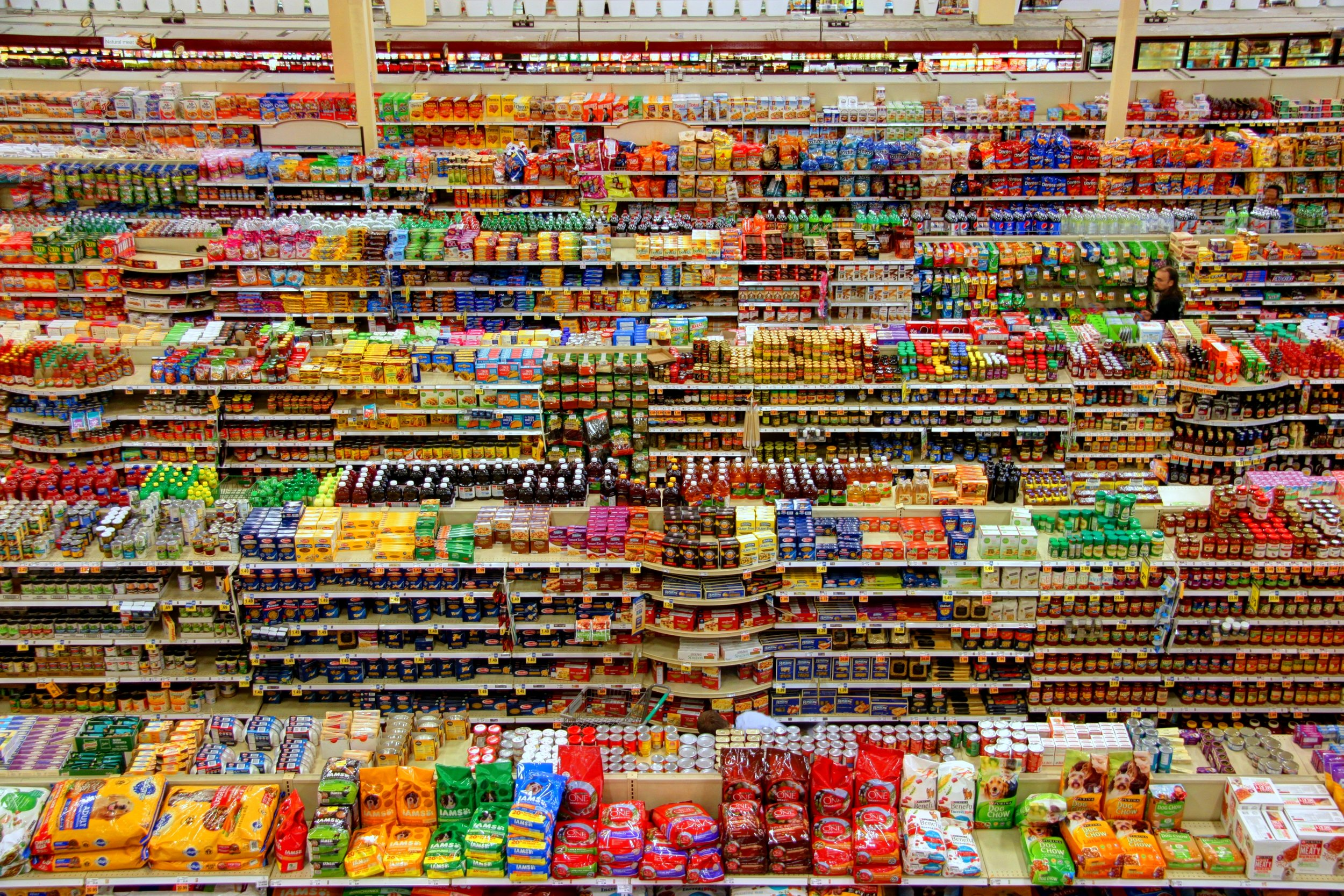 Object detection for retail shelf