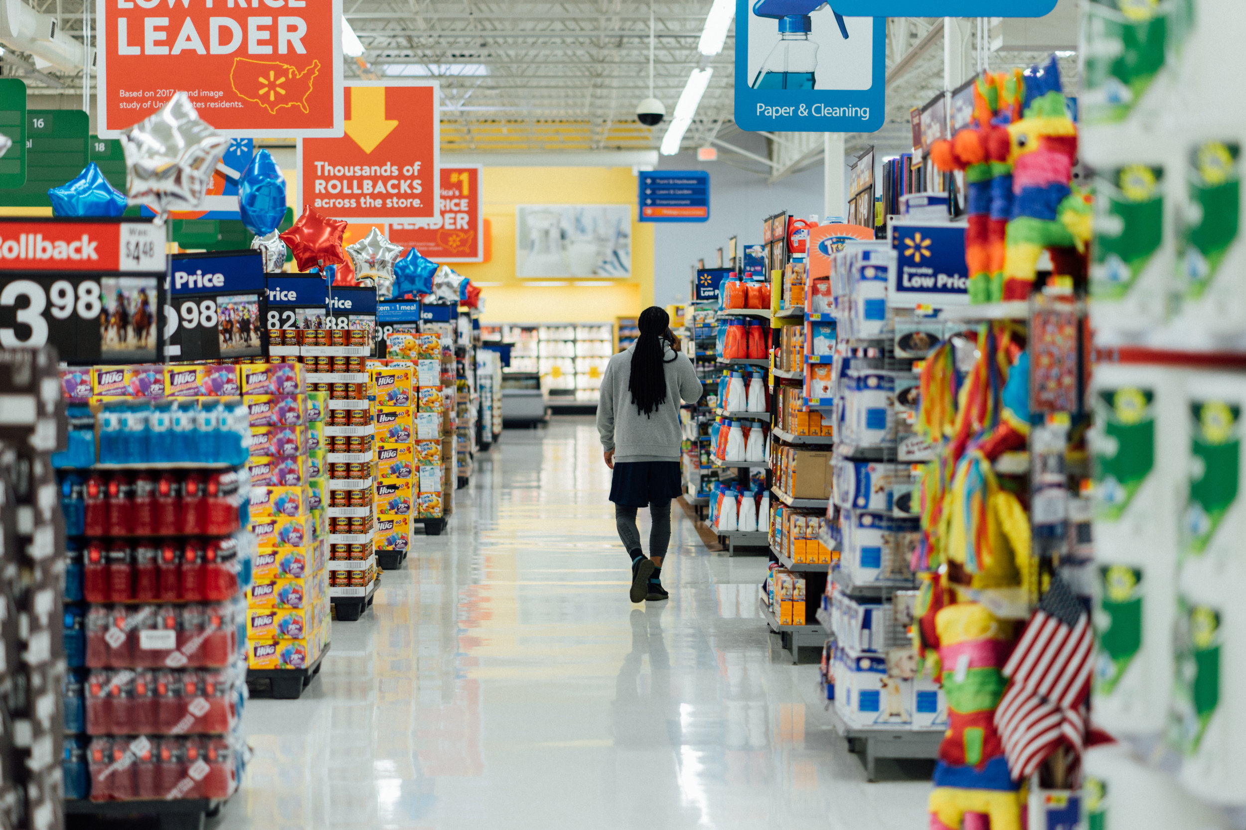 AI Model For Retail Shelf Monitoring