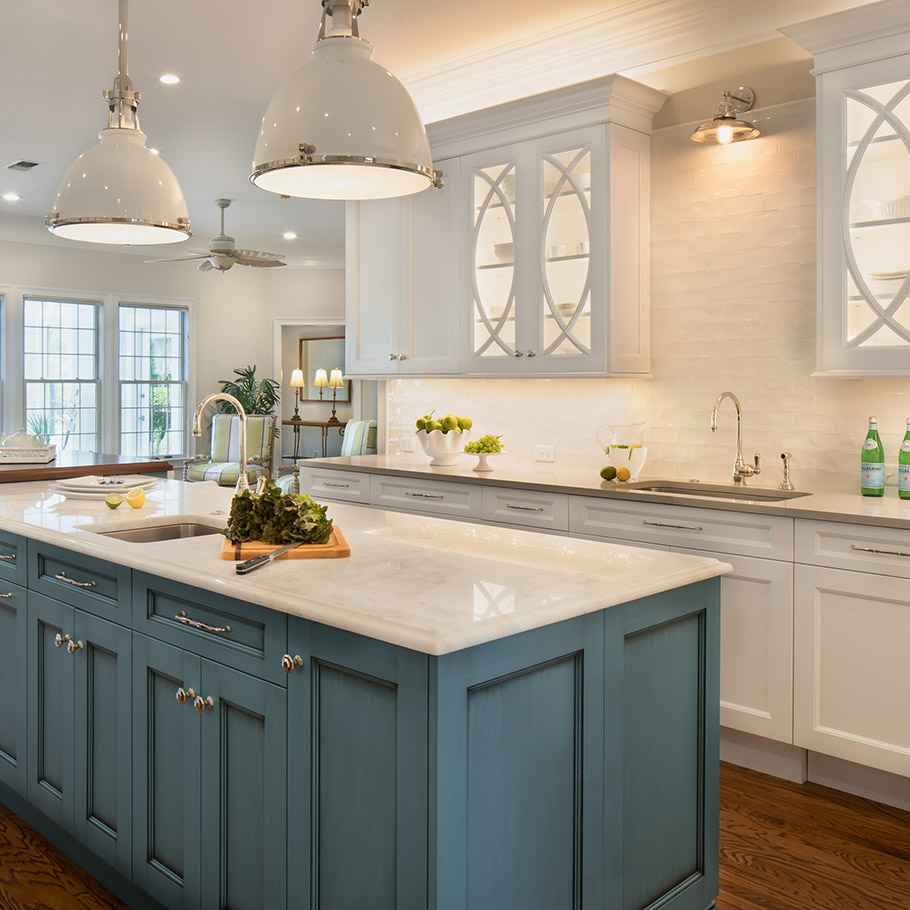 CABINETS AND COUNTERTOPS -