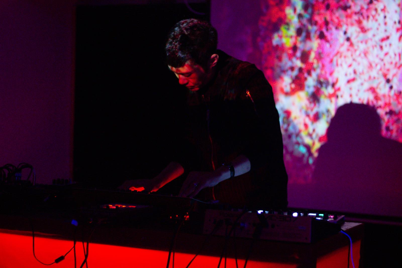 INJURY AMBIENT LIVE SET at DOWN/ UNDER SPACE, SYDNEY AUSTRALIA MARCH 2019