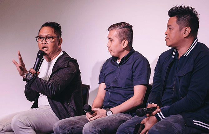 Pastor Manny Muleta, Pastor Anthony Ong, and Pastor King Lucero, who are also coordinators in their local Real LIFE centers, shared their best practices to those who will oversee the operations in their local centers.