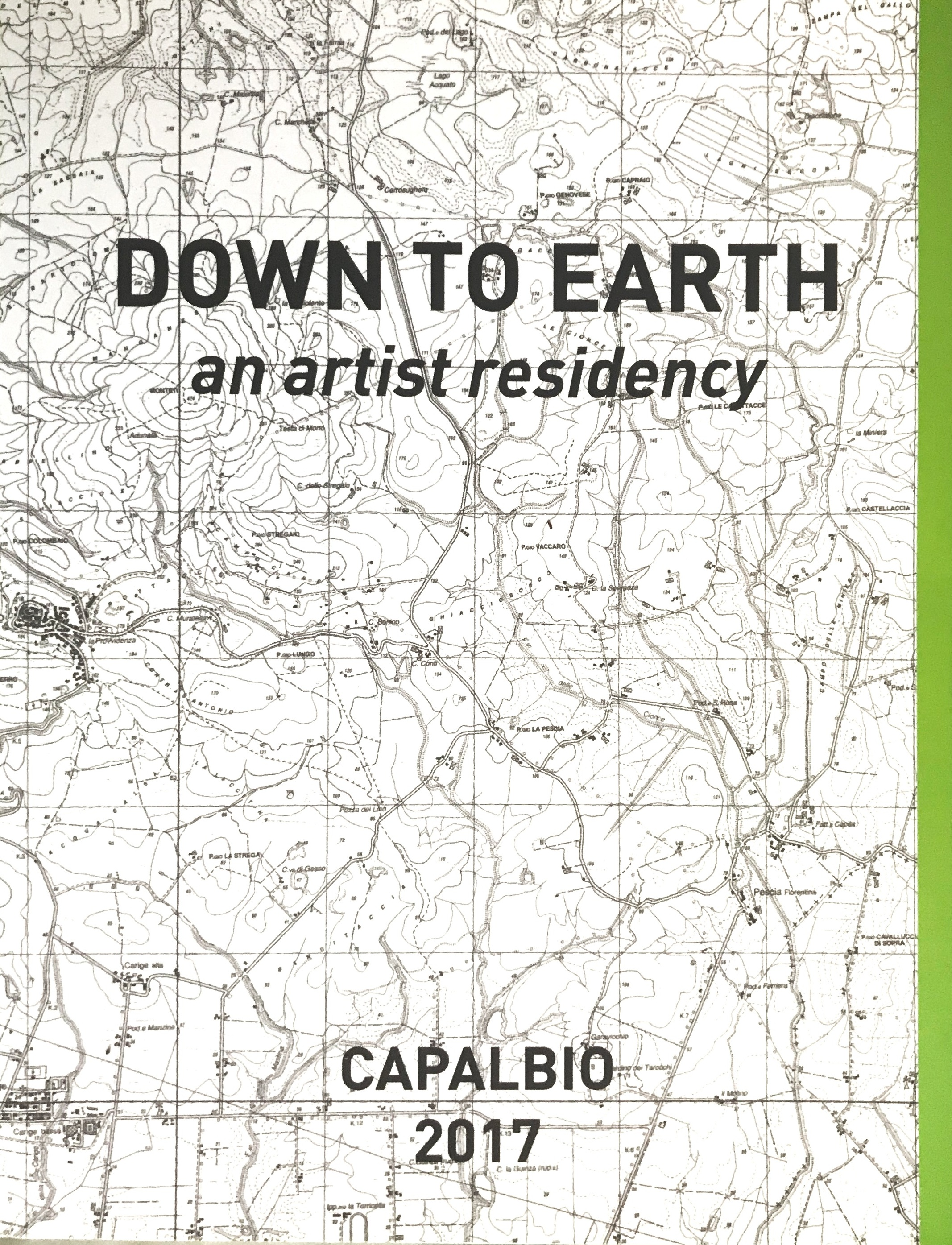 Down to Earth Catalogue  € 10.00