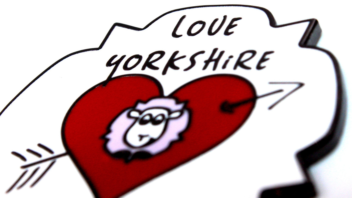 Inspired by Yorkshire, as our identity and designs evolved, so did Mags — our sheep mascot who injects fun right into the heart of our branding and many of our products.