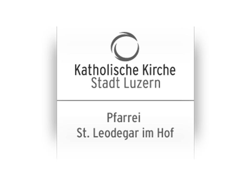 Röm.-kath. Kirche St. Leodegar Luzern