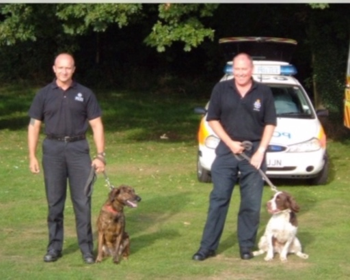 2006-2013: Explosive Search Dogs - In 2006, a new much larger Dog Training School was opened at Tadworth. It was another sign of the excellence of BTP Dog Training, so much so other Forces were seeking its expertise. BTP at this time had 73 handlers nationally.BTP's first Specialist Explosives Course was run at Tadworth further courses followed cutting down on costs.2009, BTP recruit their first Malinois (Belgium Shepherds).2010, BTP Dog Training moved to MPS Dog Training School Keston.2010/12, BTP recruit an additional 10 explosive search dogs prior to the Olympic Games.