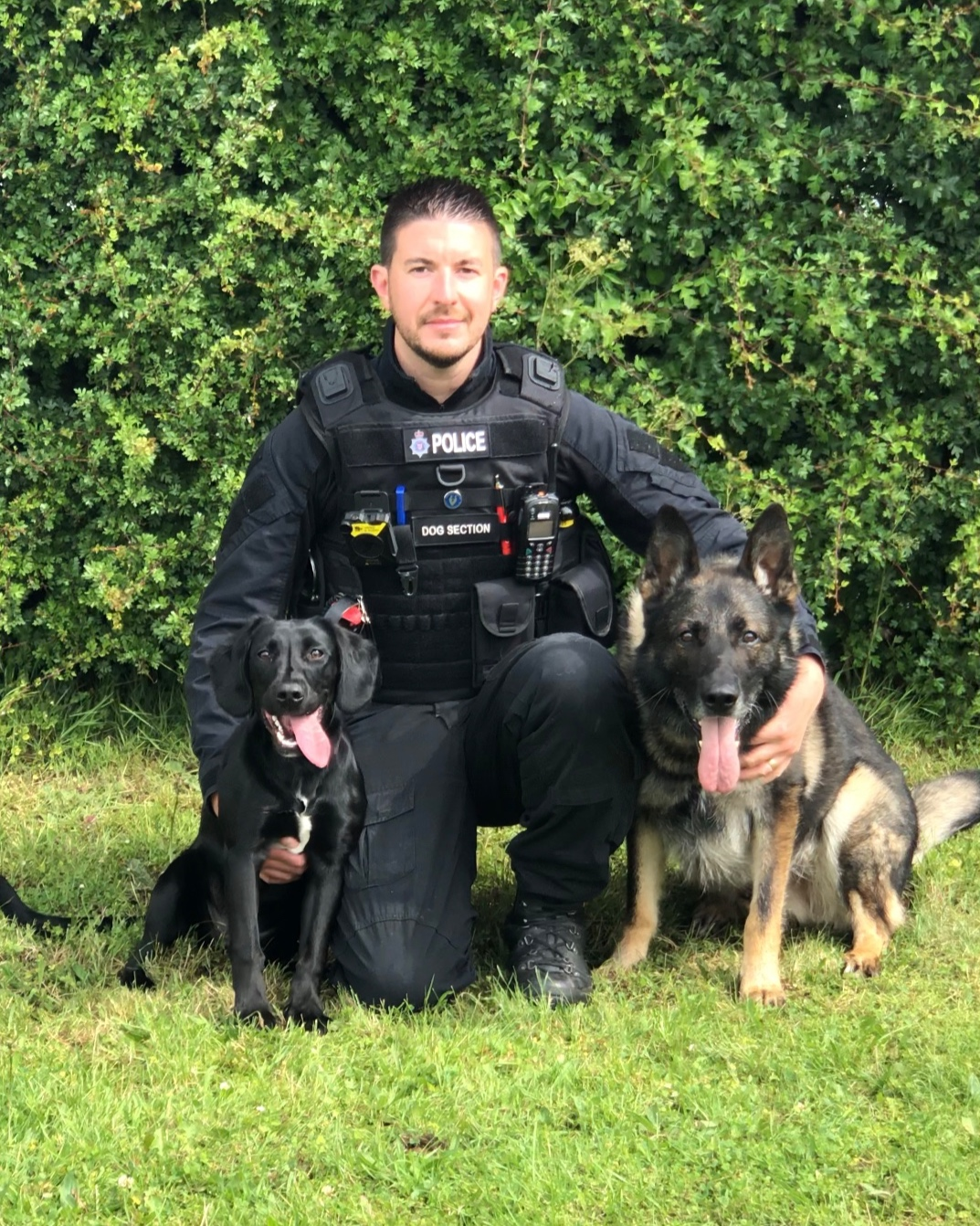 Thomas Davies - Trustee - PC Tom Davies has worked in policing since 2005 and has been an operational dog handler since 2013. He currently handles a German Shepherd called Timor, with the team specialising in firearms support. Tom is the youngest trainer within the dog section and enjoys the challenges of bringing on potential police puppies and developing existing dog teams.As a strong advocate of the dog sections work and a founding member of the fund Tom is extremely humbled to be a trustee of the Railway Dogs Benevolent Fund.