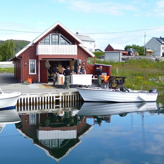 #nyboenferiesenter #fishing #theboathouse #visitnorway