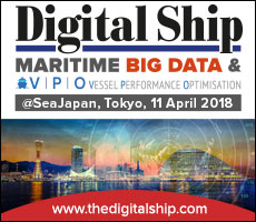 Digital Ship Maritime Big Data & VPO Forum @SeaJapan, Tokyo, 100April 2018