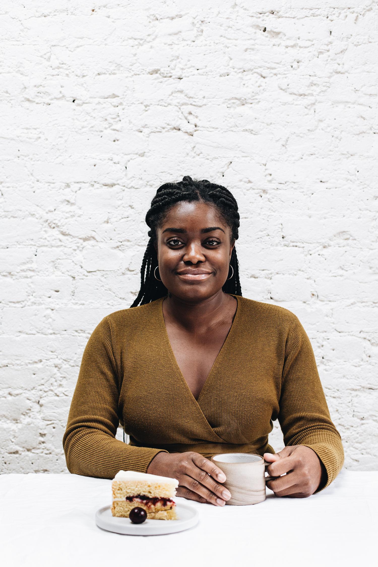 Portrait by Holly Wulff Petersen