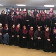 almishkat School - The Staff & Volunteers at the 2019 Graduation