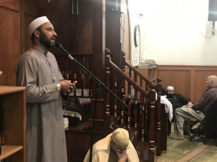 Sh. Said Elkasabi, Imam - Scroll down to contact the Imam