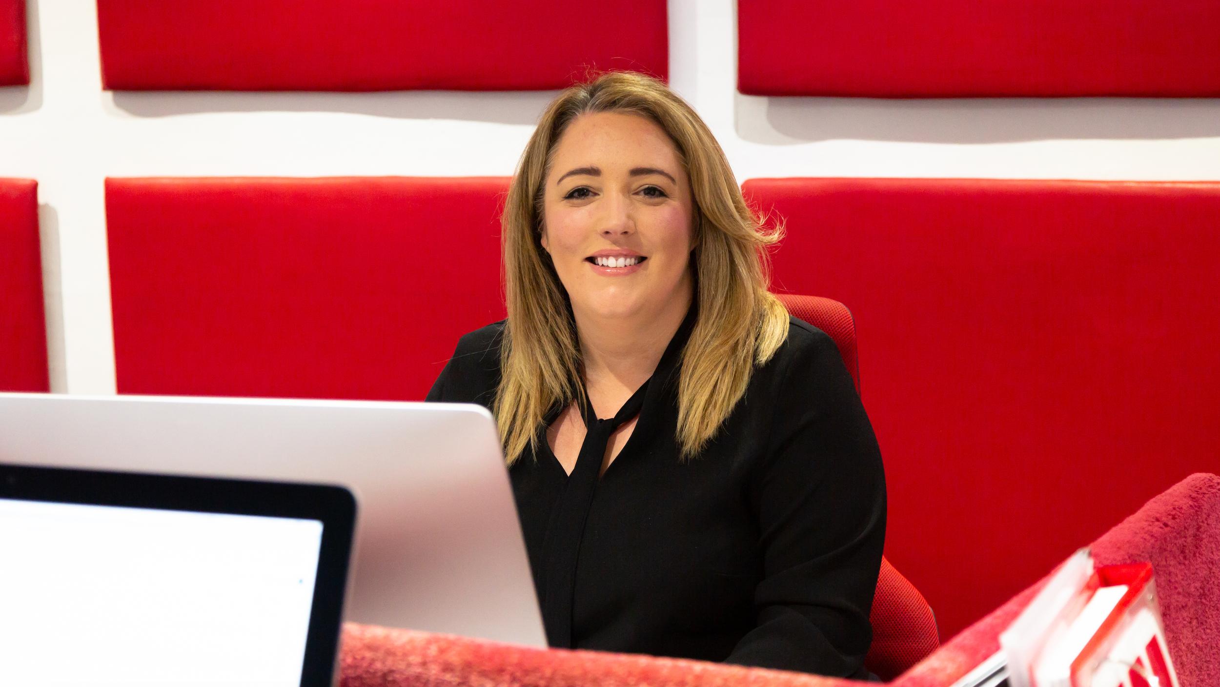 Caroline Meek - Business Manager