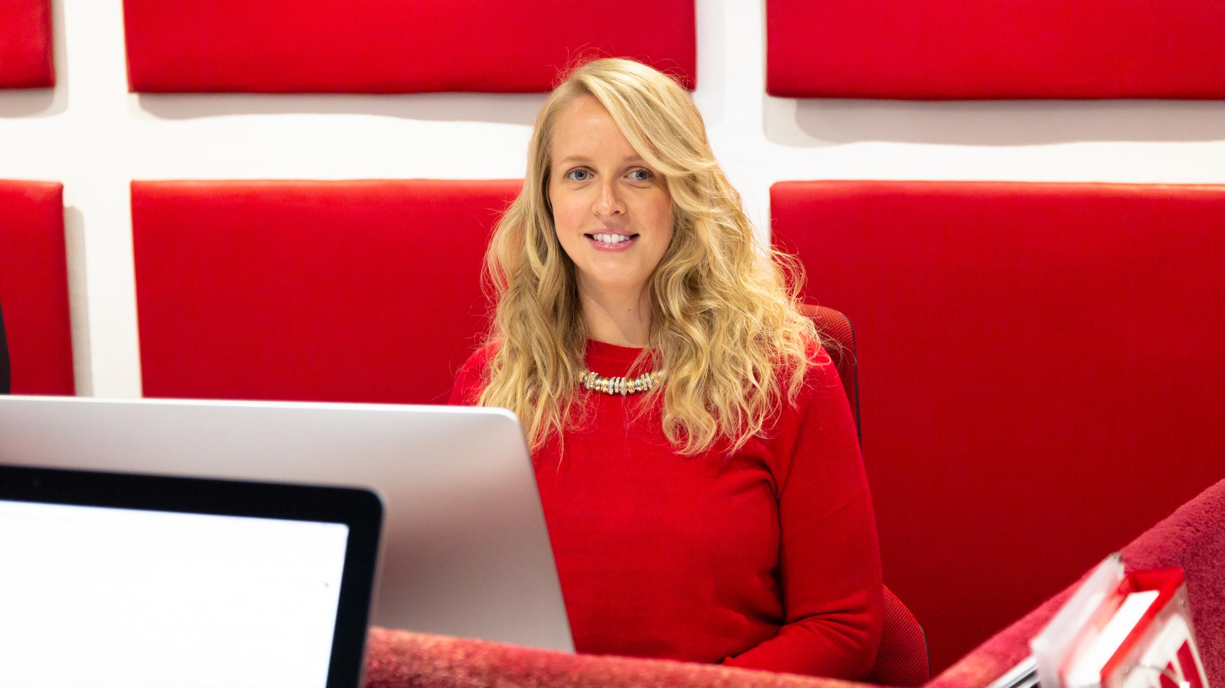 Sophie Brett - Head of Finance