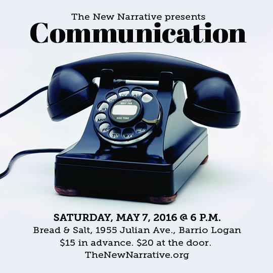 The New Narrative presents Communication - Social media flyer.jpg
