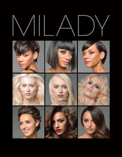 Milady's Cosmetology  ISBN 9781305716506 (English)  ISBN 9781305782143 (Spanish)
