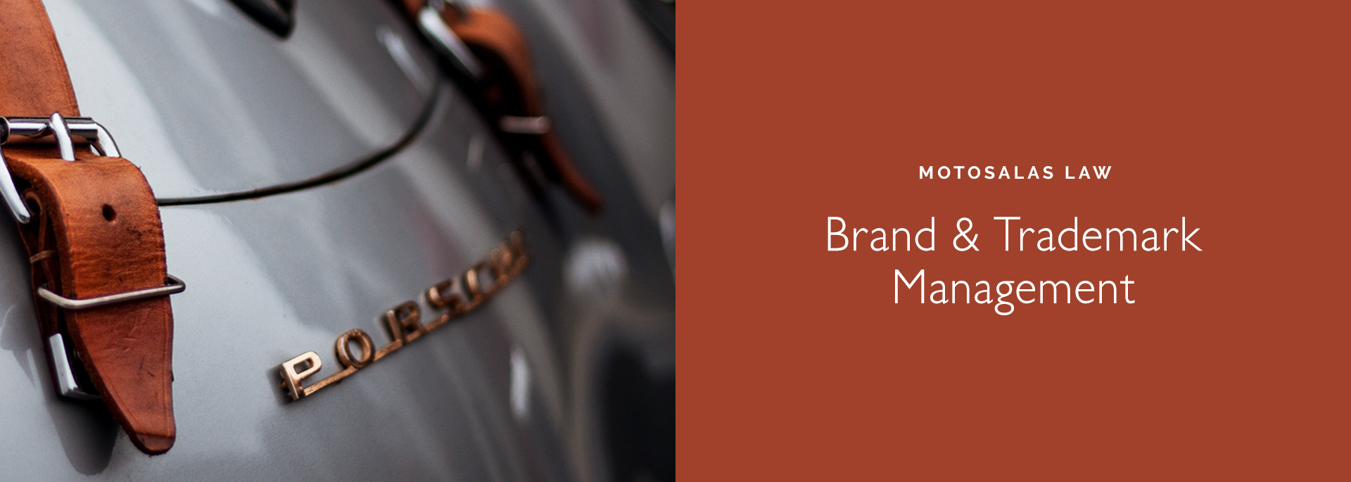 MotoSalas Law brand and trademark management