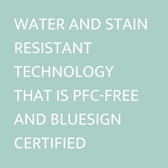 Treated safely to achieve added endurance, our pima cotton lasts longer, resists water and stains, yet remains soft and breathable. It is also made in the USA. 💦  #waterresistant #stainresistant #dropelfabrics #pimacotton