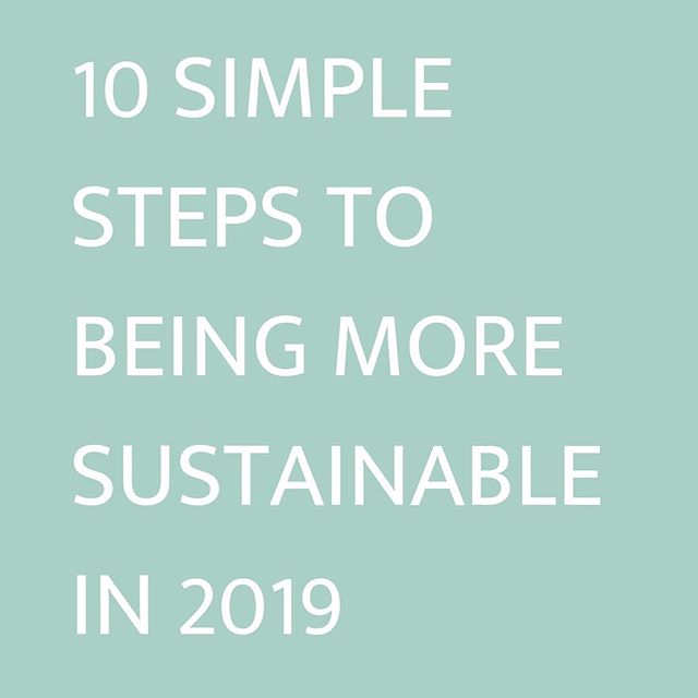 If you don't think you have the time or the money to make a difference with your clothing choices, think again. According to @harpersbazaarus, here are 10 things you can do to live a more sustainable lifestyle: 1) The 30 Wears Test (think: will you wear this at least 30 times? Before you buy) 2) Be more informed 3) Shop Vintage 4) Invest in trans-seasonal clothes 5) Donate your unwanted clothes 6) Look after your clothes so they last longer 7) Learn how to repair your clothing yourself 8) Go for Quality over Quantity 9) Adjust how you spend your money 10) Change your perspective 🌏🌍🌎 #sustainablefashion #qualityoverquantity  #sustainablefashion