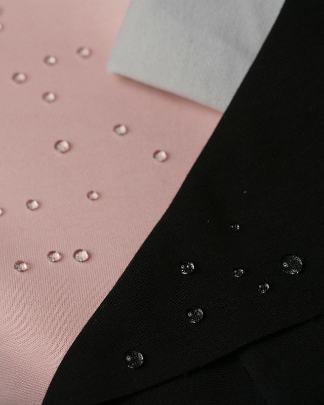 We want our favorite fabrics, such as cotton, to perform better for longer. To maintain the things we love about them, the softness and breathability, all while adding advanced performance never before seen without compromising on hand. 💧 #dropelfabrics #sustainableinnovation #fabrictech #materialscience