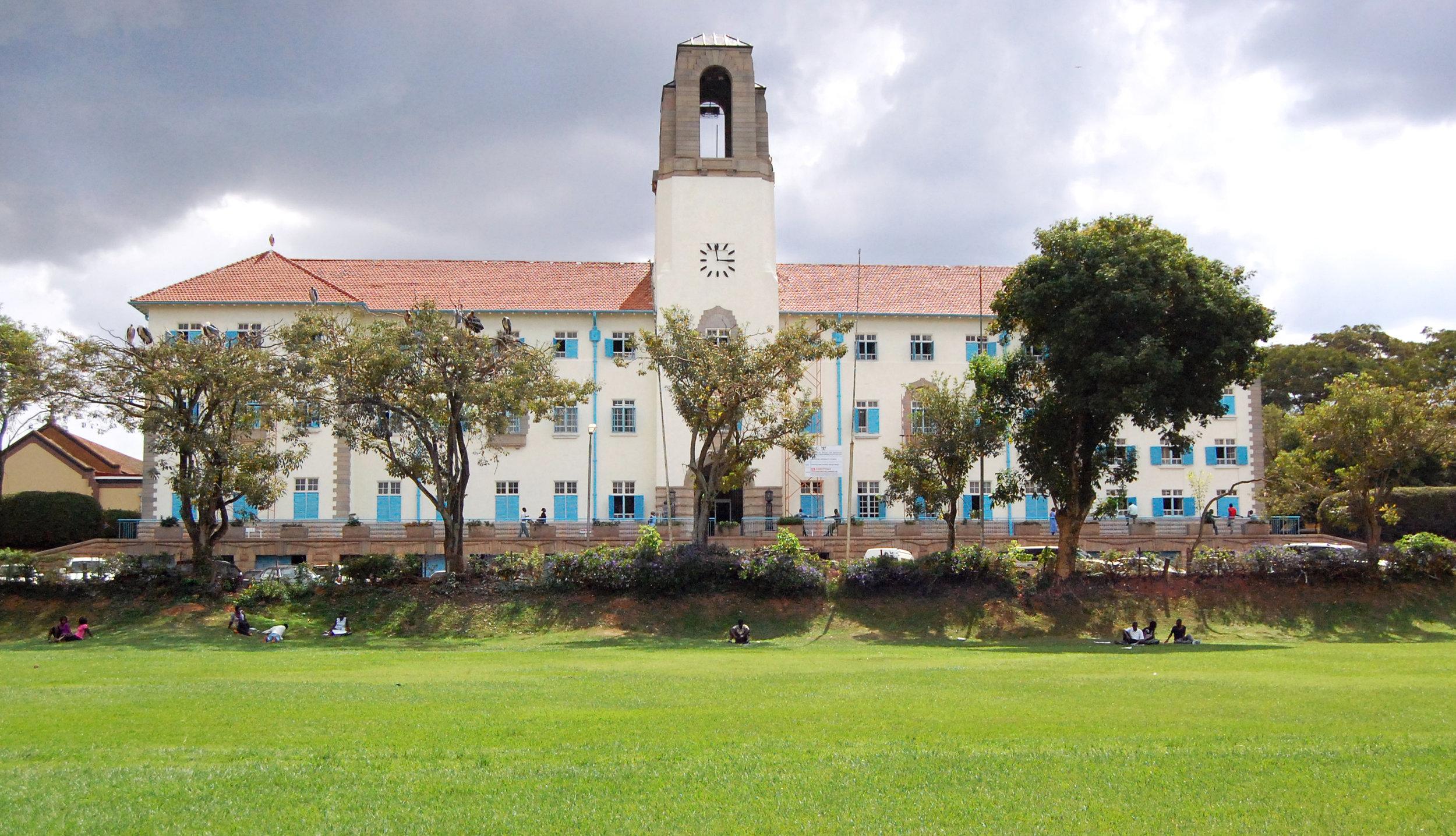 Makere University, Kampala, Uganda