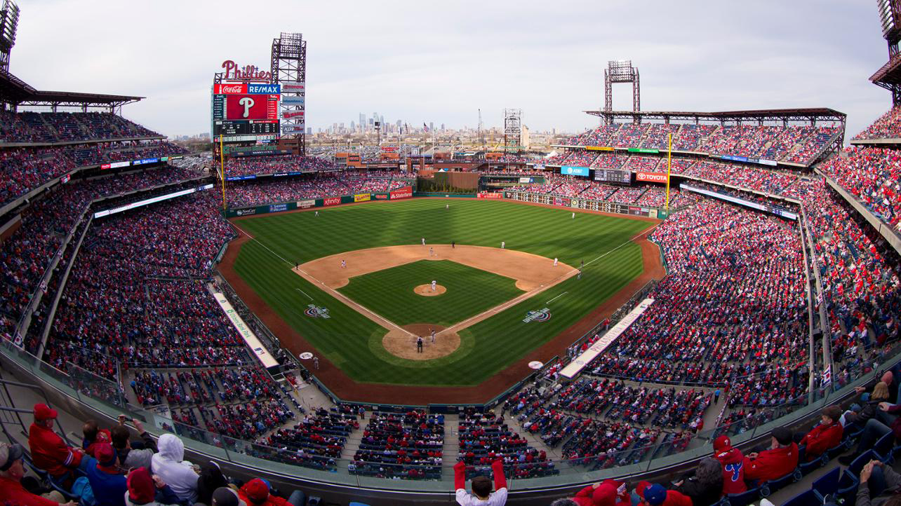 Rotary Night at the Phillies